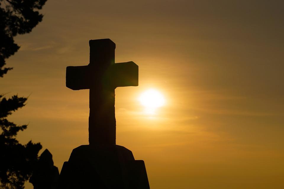 krzyż to zbawienie każdego człowieka