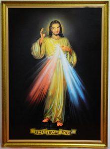 cudowny obraz Jezusa Miłosiernego